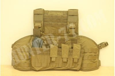 Warrior Assault Systems Gladiator Chest Rig Coyote