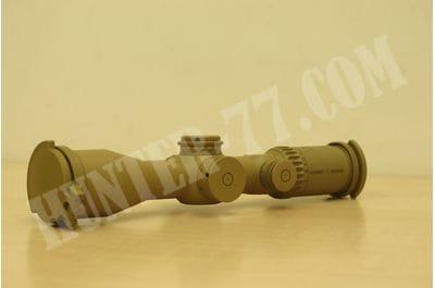 Прицел Schmidt & Bender 5-20x50 PM II Ultra Short H59 RAL8000 DT35 MTC DT 350cm