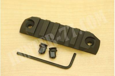 """Планка 3"""" KeyMod на Picatinny Troy Industries"""