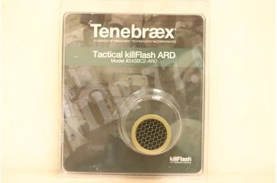 Tenebraex ARD Flip Cover Compatible RAL8000 for S&B 24mm Diameter Objective Lens 24SB2-ARD