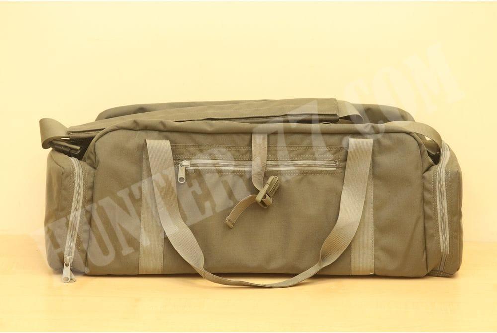 Сумка 66 см для скрытой переноски АК74 / AR15 (M4) серая