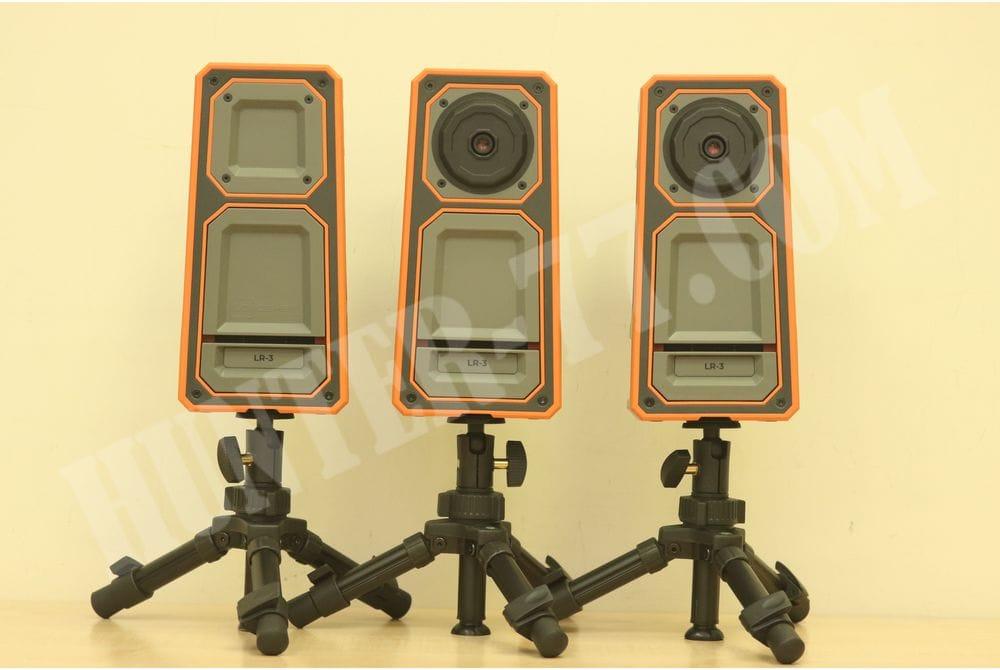 LR-3 + доп. Камера with 1 Extra Camera Longshot LR-3 - 2 Mile UHD TARGETVISION 3,3 км беспроводного наблюдения за мишенями