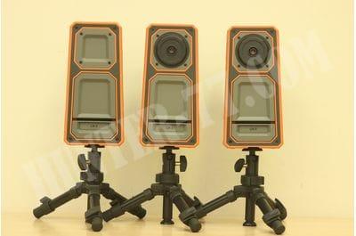 Longshot LR-3 - 2 Mile UHD TARGETVISION with 1 Extra Camera