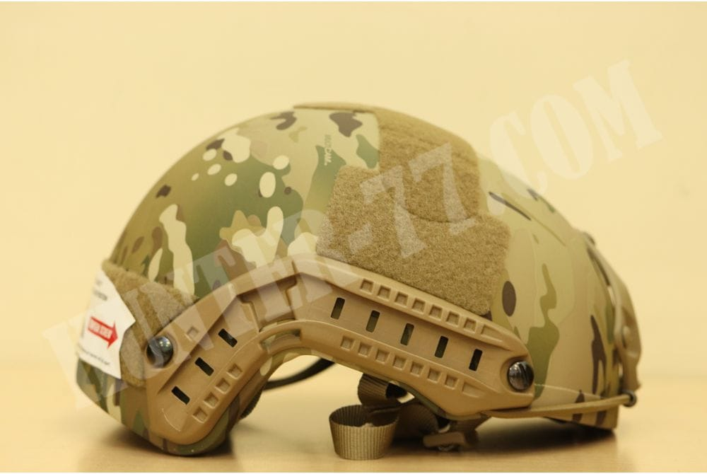 Шлем баллистический Ops-core FAST HIGH CUT Ballistic Helmet Multicam размер L-XL