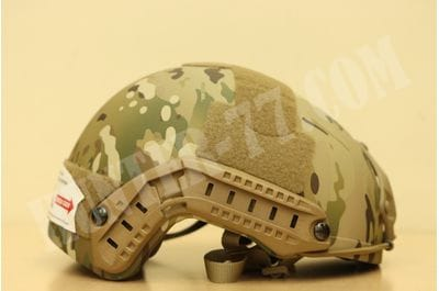 Ops-core FAST HIGH CUT Ballistic Helmet Multicam