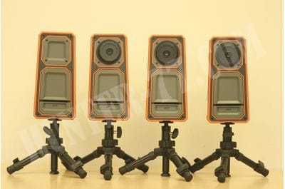 Longshot LR-3 - 2 Mile UHD TARGETVISION with 2 Extra Camera