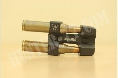 Алюминиевый держатель патронов .338LM M-LOK Черный HOPTIC USA