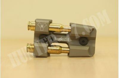 Алюминиевый держатель патронов .223/5.56 M-LOK FDE HOPTIC USA