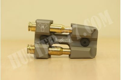 Алюминиевый держатель патронов .223/5.56 KeyMod FDE HOPTIC USA