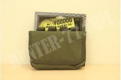 VooDoo Tactical 20-9258 10 Round 50 Cal. Mag Pouch OD Green