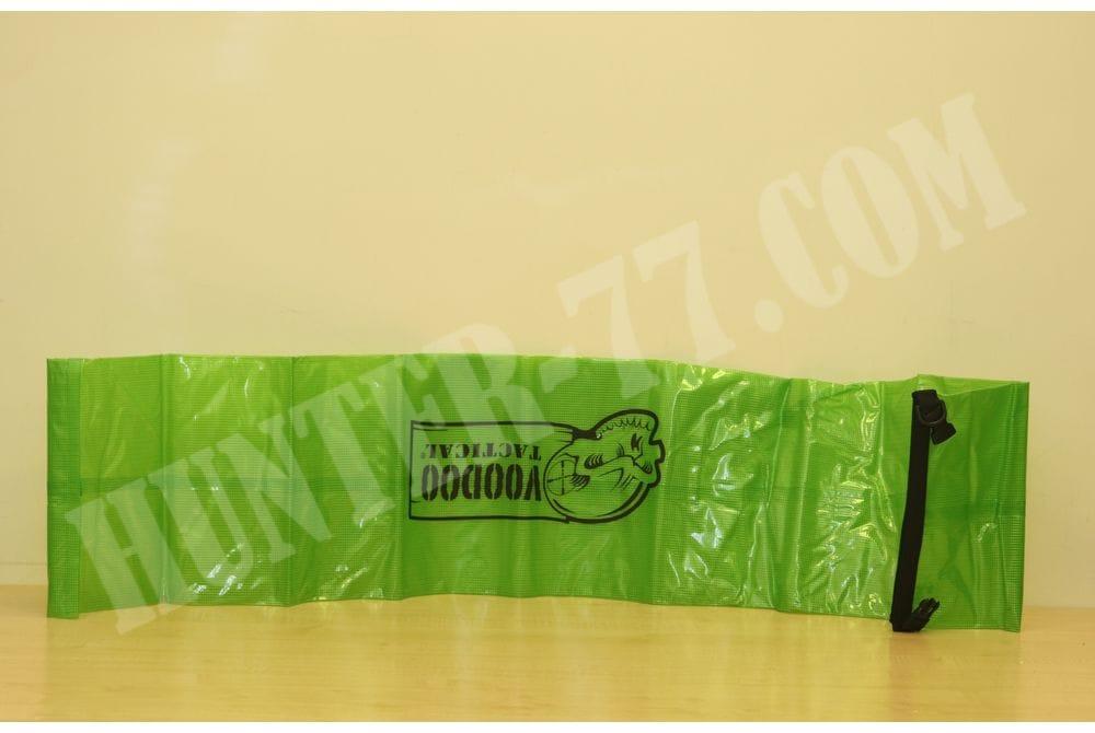 """Водонепроницаемый чехол 46"""" VooDoo Tactical, герметичный зеленый для оружия"""