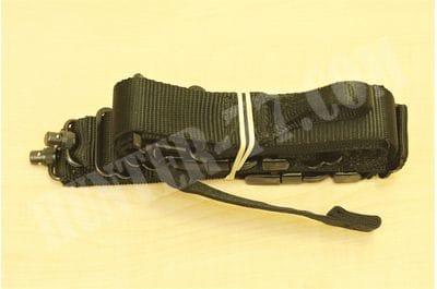 Ремень TAB Pinnacle PRS Black QD Push Button / Flush Cups