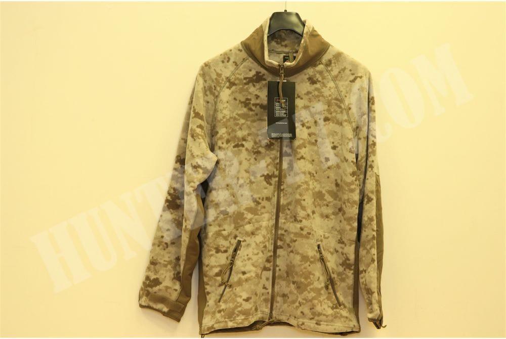 Флисовая кофта морской пехоты США USMC DESERT MARPAT