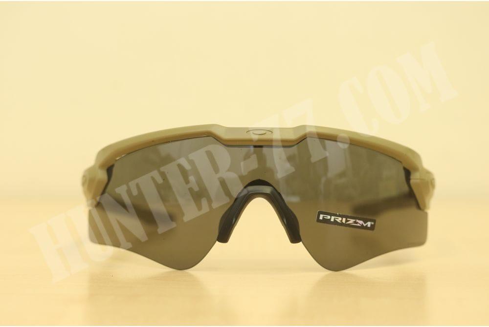Баллистические очки Oakley SI Ballistic M Frame Alpha Terrain Tan (frame) - Prizm Gray (lens)