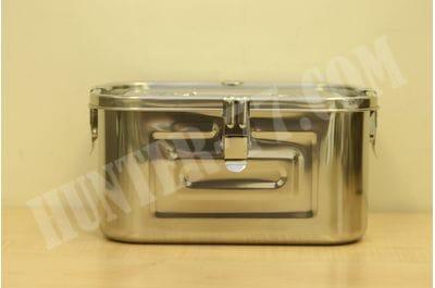 Герметичный стальной контейнер 5L литра