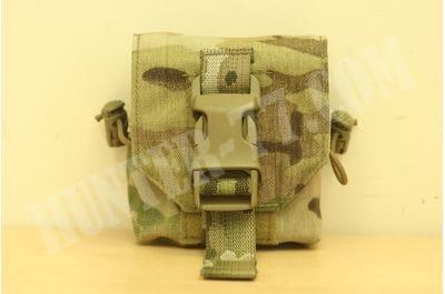Tactical Rifle Ammo Pouch 300WM Magnum/Long Action Multicam
