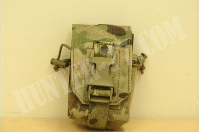 Tactical Rifle Ammo Pouch 10 Rd AI 3902 Short Action Multicam