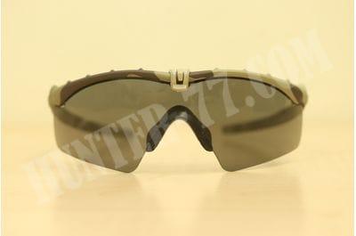 Sunglasses Oakley SI Ballistic M Frame 3.0 Multicam (frame) - Gray (lens)