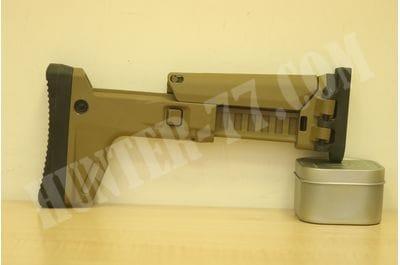 Приклад коричневый FN SCAR 16