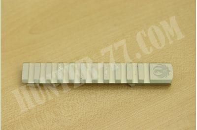 Планка белая WEIG-A-TINNY® style Ruger® Mini-14
