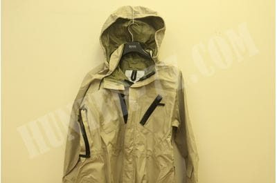 MILITARY GORE-TEX JP-8 FUEL HANDLERS COVERALL DESERT TAN USA