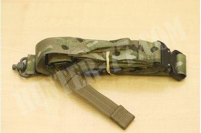 Pinnacle Rifle Sling (PRS) Cobra Buckles (Metal) Multicam QD Push Button  Flush Cups