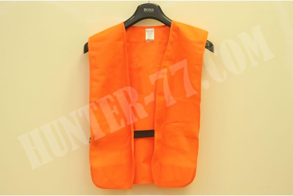 Безопасный оранжевый жилет для охоты Allen Company