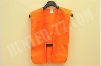"""Безопасный оранжевый жилет 38-48""""для охоты Allen Company"""