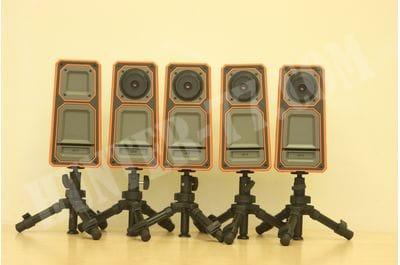 LR-3 + 3 доп. Камеры 2 Mile UHD TARGETVISION 3,3 км беспроводного наблюдения за мишенями