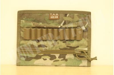 Silent Ammo Carrier TAB Gear multicam