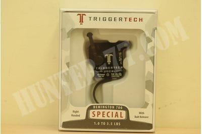 Rem 700 Special Trigger Curved Black R70-SBB-13-TBC Trigger Tech
