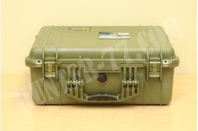 Pelican 1550 Case with Foam (Olive Drab Green)