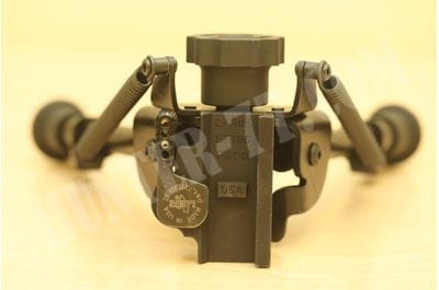 Harris Bipod BRM-S and LT706 QD Swivel Mount Combo