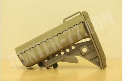 Vltor IMOD Basic Stock Collapsible AR-15, LR-308 Carbine Synthetic FDE