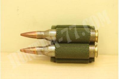 Magnum holder GREEN 2 on Velcro