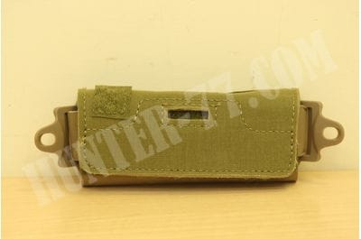 DLP Tactical NVG Counterweight Kit Compatible with OPS-Core/Crye/MICH/Team Wendy Helmets Coyote