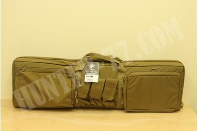 Elite Survival Systems Double Agent Rifle Case Coyote Tan, ESS-DOC43-T
