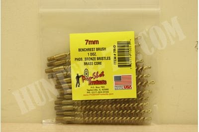 .270 Cal. Rifle Brush Dozen Pack Pro-Shot 270R-D