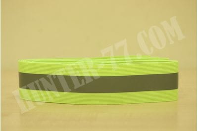 Светоотражающая ярко зеленая лента 5 см х 3 м