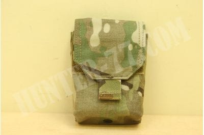"TYR Tactical® General Purpose Pouch - multicam Small Velcro 3""x 4"" TYR-GP034"