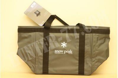 Сумка с сетчатым верхом Snow Peak  Case UG-080
