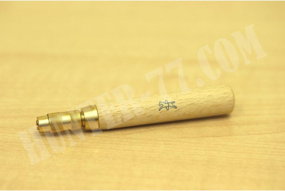 Деревянная ручка PFERD 16076 с зажимом для напильника