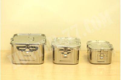 Комплект герметичных контейнеров 3л +5 л+8 л