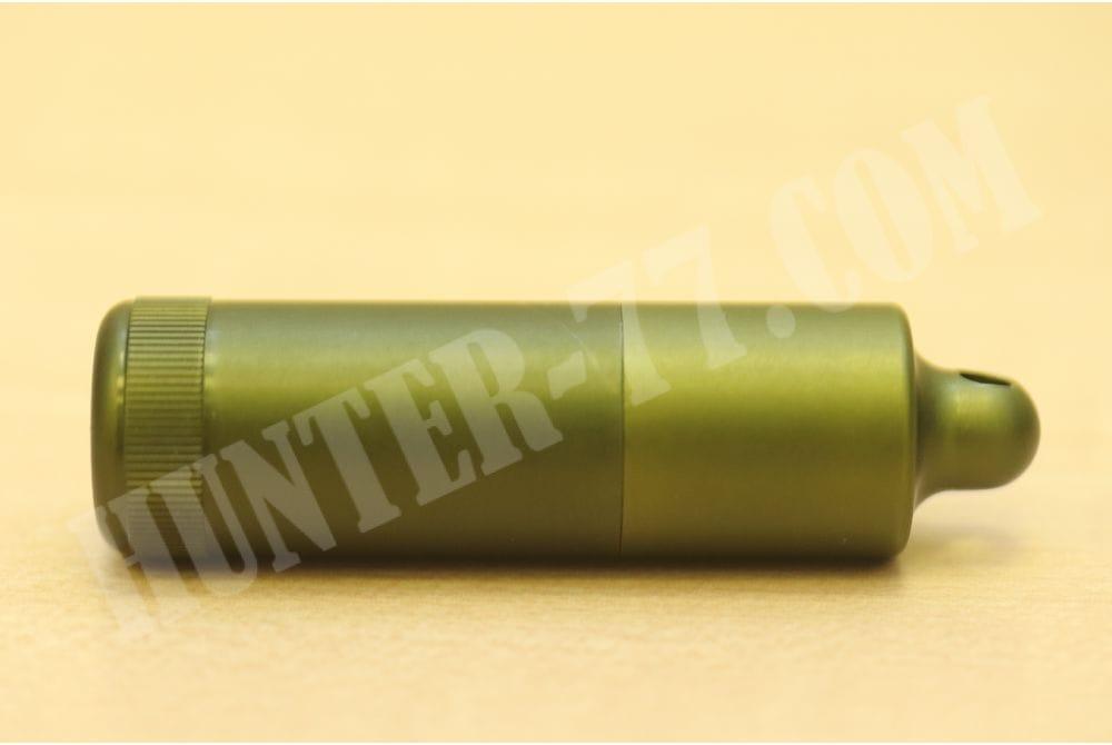 Анодированная зажигалка XL by Maratac Tumbled OD Green