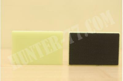 Светящийся Универсальный маркер (UGM) 7,5 х 5 см на велкро