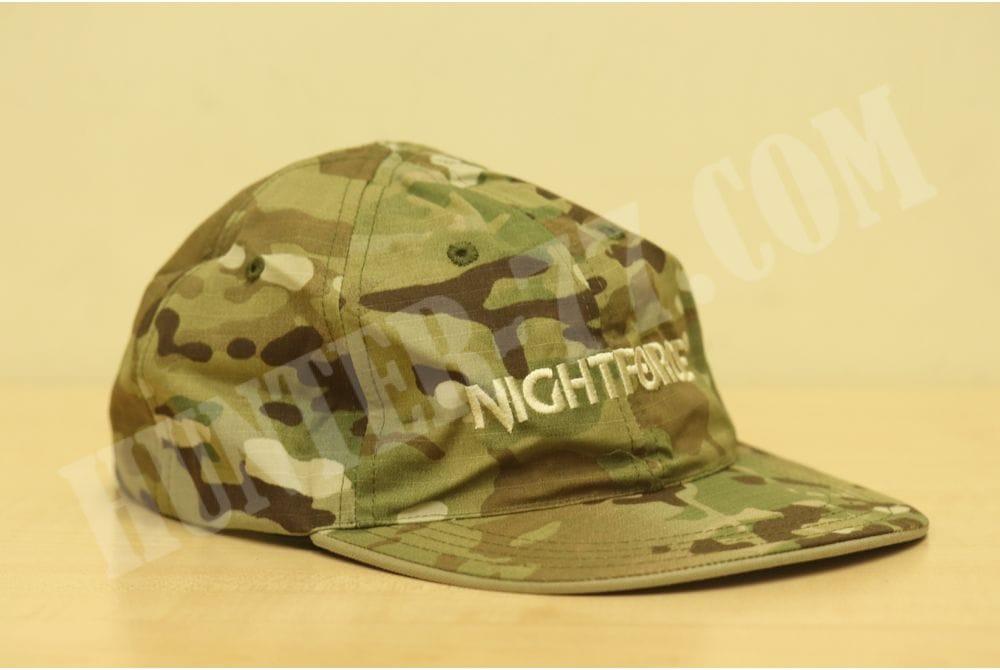 Бейсболка мультикам NightForce A424
