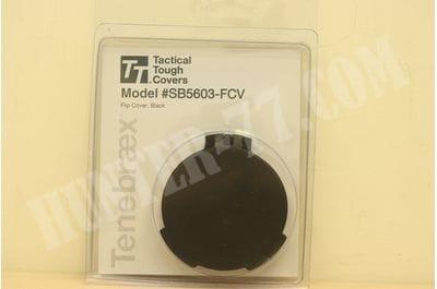 Tenebraex Tactical Tough Flip Cap for 56mm Objective SB5603-FCV