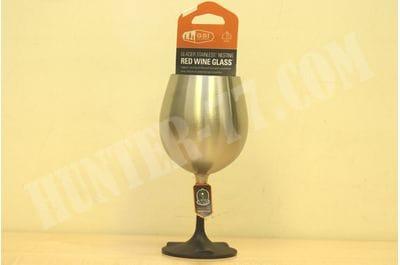 Бокал для красного вина складной GSI стальной