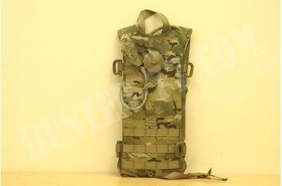 MOLLE II Multicam Hydration System Carrier + 100 oz 3 L Bladder Bag Back Pack USA Military Army Tactical Propper International