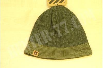 Теплая шапка зеленая Viktos Shield